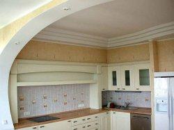Как правильно проводится монтаж натяжного потолка в ванной комнате?