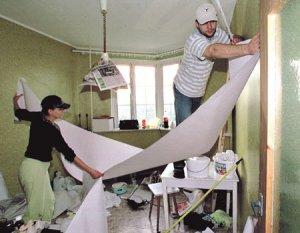 Что собой представляют французские натяжные потолки?