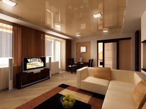 Как провести подготовку к выравниванию поверхности потолка?